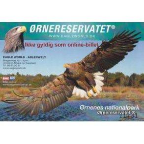 Køb entrebillet til Ørnereservatet - Online Tickets Eagleworld.dk
